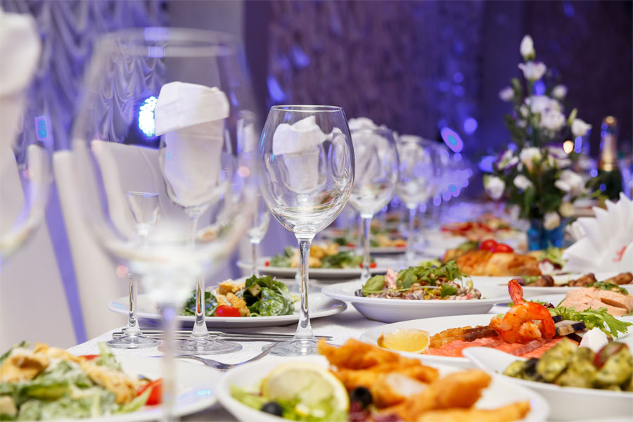CORPORATE EVENTS By Food&Passion